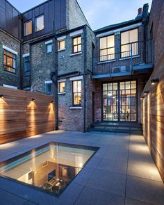Shoreditch warehouse conversion by Chris Dyson Architects