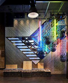 restaurant, restaurant design, restaurant decor, retail design, #restaurant