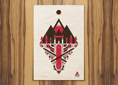 Aaron Melander Design #design #graphic #illustration #target #x #games #winter