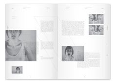 N/A Magazine Issue No. 2 - Studio Gris #grid #layout #editorial #magazine