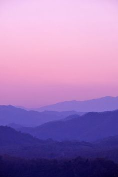Gradients #mountain #beauty