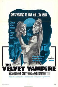 The Velvet Vampire (1971)Watch Film Here