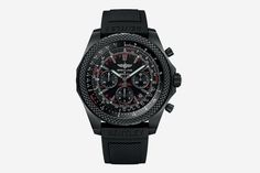 breitling bentley carbon watch 1