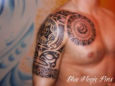 35 Awesome Maori Tattoo Designs #tattoo #designs #maori