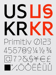 Optimo: Programme #fonts