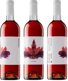 Txell Grà cia / Octubre #bottle #packaging #emporda #design #graphic #label #wine #gracia #setzevins #txell