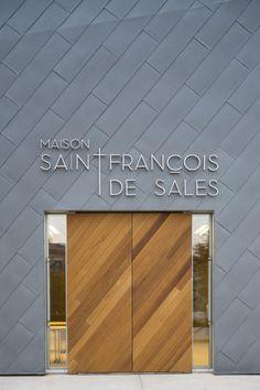 Catholic Pastoral Together / Brenac-Gonzalez Architecture Workshop