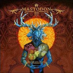 "Mastodon's ""Blood Mountain"" Album cover by Paul Romano #Music #Stoner #Sludge #PaulRomano #Illustration"