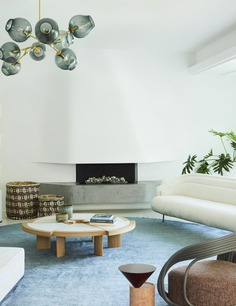 living room, Luigi Rosselli Architects - The Heritage of Modernism