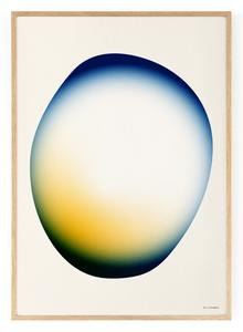 Outlined.cc Limited Edition Artwork Bubble No. 01 art print design artprint wallart