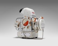 Tom Sachs: Work / NASAblad