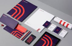 for brands  |  http://forbrands.pl #branding #stationery
