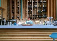 Sal de Mar Identity - Mindsparkle Mag Beautiful identity for Sal de Mar, a Mediterranean-Asian fusion restaurant, designed by Vegrande in Mexico. #branding #design #identity #color #photography #graphic #design #gallery #blog #project #mindsparkle #mag #beautiful #portfolio #designer