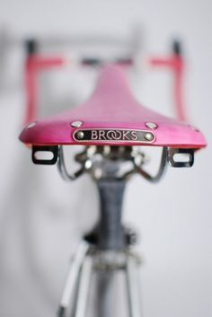 Sara Lindholm #pink #bicycle