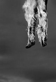 Zoom Photo #fire #legs