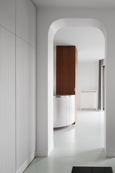 Apartment Nogent by Cube Architects