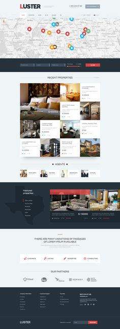 red, concept, website, layout #website #layout #concept #red