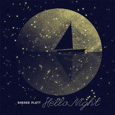 Sheree Plett / Hello Night Tom Froese / Design #bla