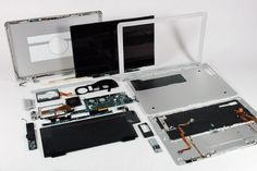 ifixitmacbookair12.jpg (864×576) #industrial #computer #mac #apple #laptop