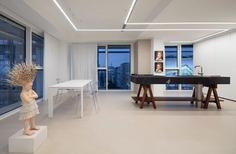 Art Curator's Stylish Apartment in Tel Aviv / Raz Melamed Architect
