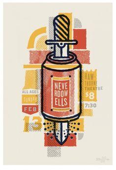 Kevin Stanley Harris #print #illustration