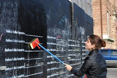 Before I Die « Candy Chang #art