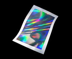 Decade Holographic Print, Rebels Studios #holographic #poster #print