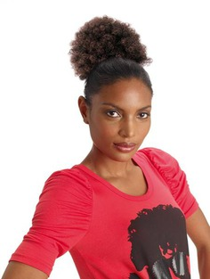 Order Sleek Big Afro Synthetic Ez Pony Product at Cosmetize UK. For those importance styles, EZ Ponytails as observed on the catwalks is quick and simple at the draw of a drawstring or the hold of a clip. All types of synthetic wigs, real hair and Cosmetic products are available.