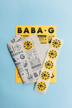 BABA G Branding