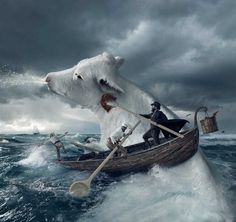 Creative and Hyper-Realistic Manipulations by Andric Ljubodrag