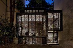 Maison Escalier / Moussafir Architectes Associés | ArchDaily #architecture #modern
