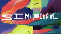 Bryan Riddle, Sim Viral, VISUAL IDENTITY by Felipe Rocha