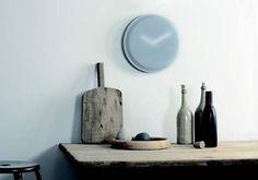 Hazy Clock by Ivan Kasner