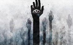 Likes | Tumblr #eye #god #up #hands