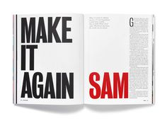 YouCanNow Magazine Matt Willey #print #design #editorial