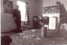 Inside Latimore Rd 1986 #people