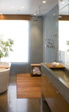Open Shower Area #shower #open #area