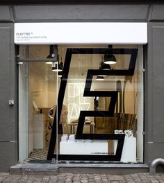 advertlab at Computerlove - Typography Concept Store #typography #store #shop #signage #playtype