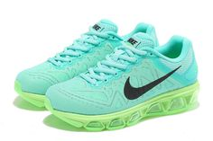 Nike Air Max Shoes Mens Tailwind 7 New Baby Green