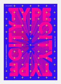 Zero Posters Vol.1 on Behance