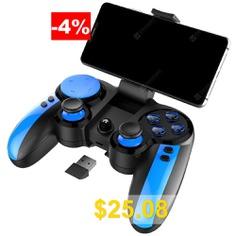 iPEGA #PG #- #9090 #2.4G #Wireless #Bluetooth #Gamepad #- #BLACK