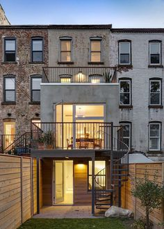 Revamped Narrow Brooklyn Row House Defined by Unique Details 15
