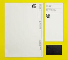 Logo & Branding: Trap Recordings « BP&O Logo, Branding, Packaging & Opinion by Richard Baird #stationary #type #print #branding