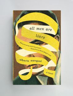 All Men Are Liars #booher #jason #print #book #cover #portrait