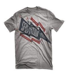 Kendrick Kidd #salvation #army #apparel #wardrobe