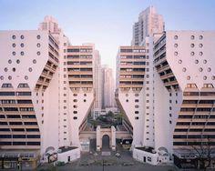 #modernism #architecture #paris #street #city