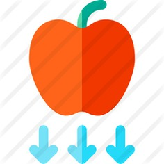 See more icon inspiration related to gravitation, physical, education, science, apple and arrows on Flaticon.