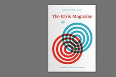 The Paris Magazine - Working Format #publication
