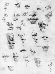 Image Spark - Image tagged #nose #hand #anatomy #people #illustration #drawn #pencil #mouth #sketch