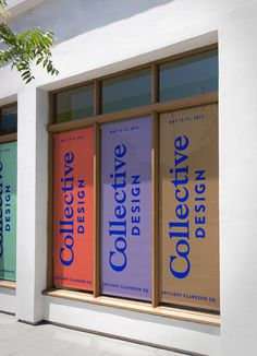 Collective Design by Mother Design #graphic design #branding #sign